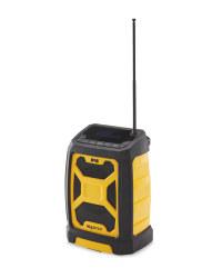 Rugged Dab & FM Radio - Yellow