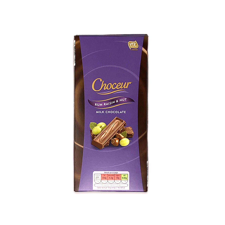 Rum Raisin & Nut Chocolate
