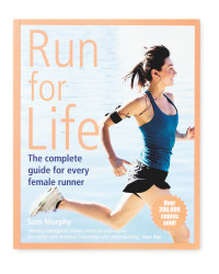 Run for Life Fitness Book