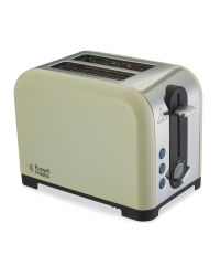 Russell Hobbs Canterbury Toaster - Cream