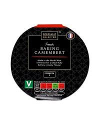 Baking Camembert