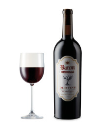 Baron Amarillo 80 Year Old Red Blend