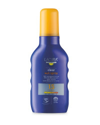 Lacura Clear Sun Spray SPF15