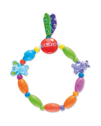 Nuby Safari Loop Teething Toy