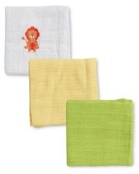 Safari Muslin Cloths