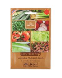 Salad Bar Classics Multipack Seeds