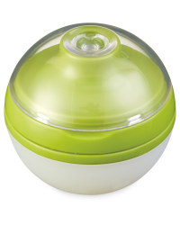 Salad To Go Squeezy Dressing Pot - Green