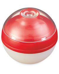 Salad To Go Squeezy Dressing Pot - Red
