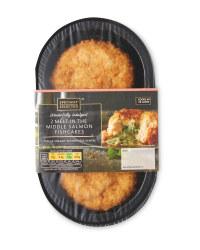 Salmon & Watercress Fishcakes