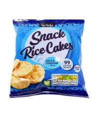 Salt & Vinegar Snack Rice Cakes