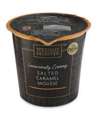 Salted Caramel Luxury Mousse