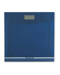 Salter Bathroom Scales - Navy