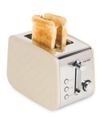 Salter Diamond Two-Slice Toaster