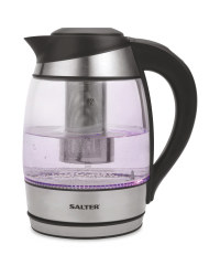 Salter Digital Kettle & Tea Infuser