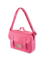 Satchel Lunch Bag - Pink