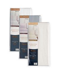 Kirkton House Sateen Pillowcase Pair