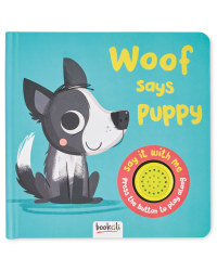 Say It With Me Puppy Book