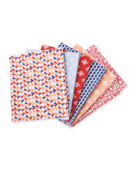 Scandi Fabric Fat Quarters 6 Pack