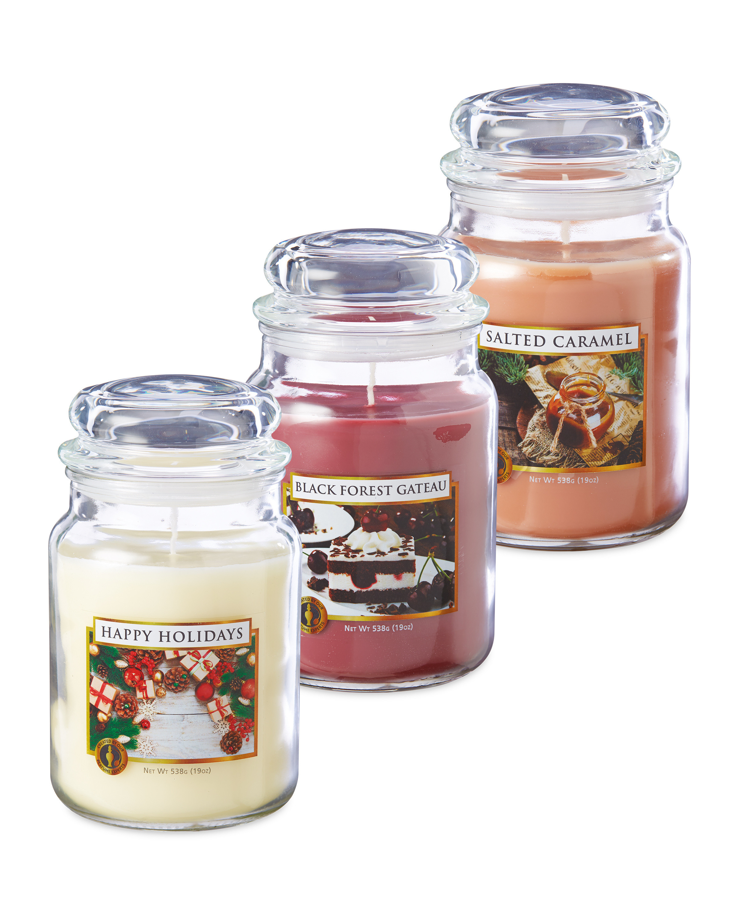Scentcerity Candle 3 Pack