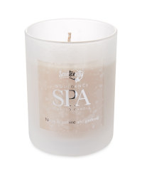 Scentcerity Indulgence Spa Candle