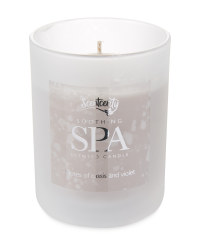 Scentcerity Spa Candle Soothing