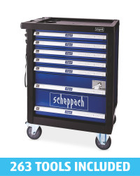 Scheppach Tool Trolley