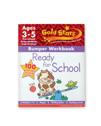 Bumper Workbook Age 3-5