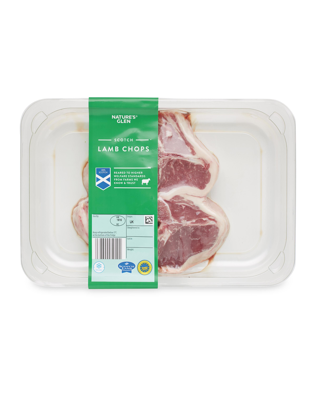 Scotch Lamb Chops