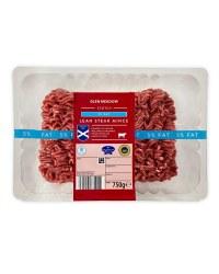 Scotch Lean Steak Mince 5 % Fat