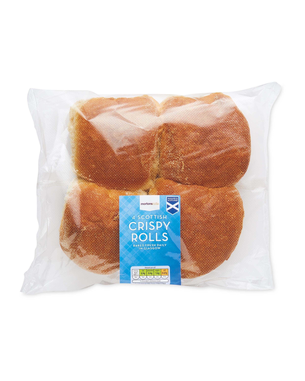 Scottish Crispy Rolls