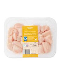 Scottish Diced Chicken Fillets