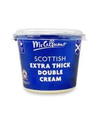 Scottish Extra Thick Double Cream