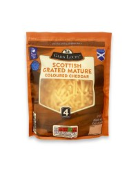Scottish Grated Mature Cheddar