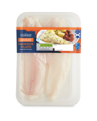 Scottish Haddock Fillets