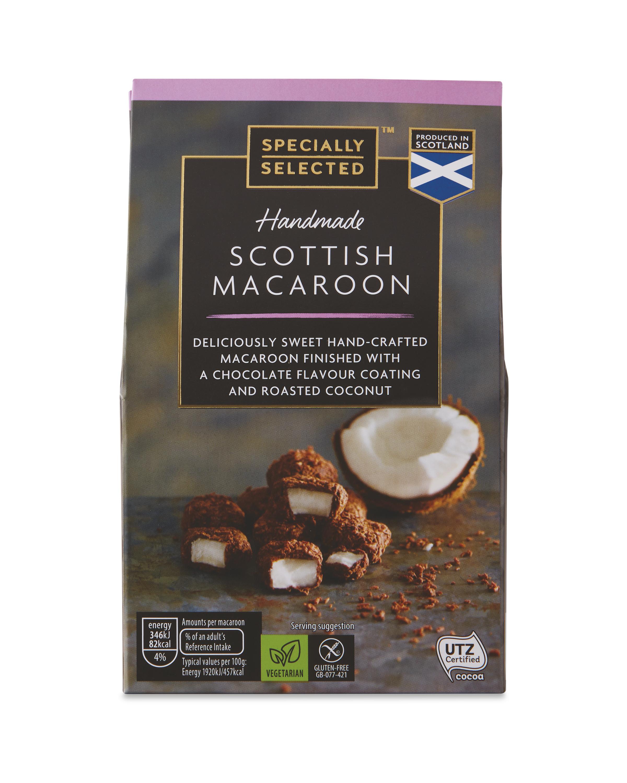 Scottish Macaroon