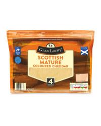 Scottish Mature Coloured Cheddar