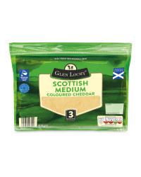 Scottish Medium Coloured Cheddar