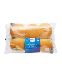 Scottish Morning Rolls - 6 Pack