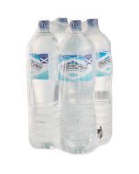 Scottish Mountain Water Still 4 x 2L
