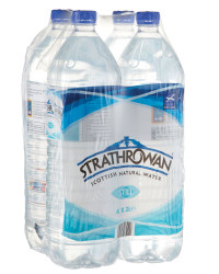Scottish Natural Still Water 4x2L