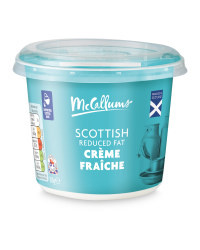 Scottish Reduced Fat Crème Fraîche