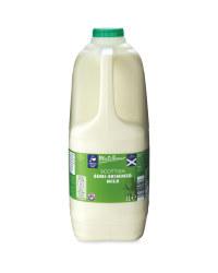 Scottish Semi Skimmed Milk - 3L