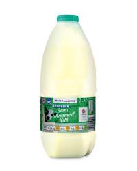 Scottish Semi Skimmed Milk 2 Litre