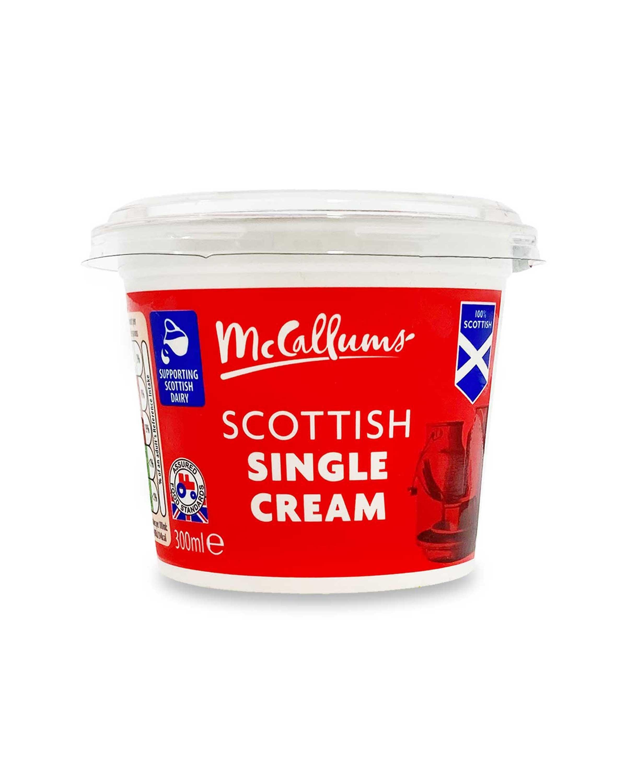 Scottish Single Cream