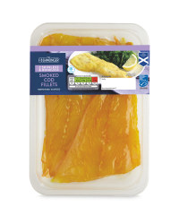 Scottish Smoked Cod Fillets