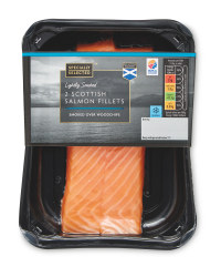 Scottish Smoked Salmon Fillets