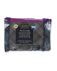 Scottish Vintage Cheddar