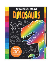 Scratch and Draw Dinosaur