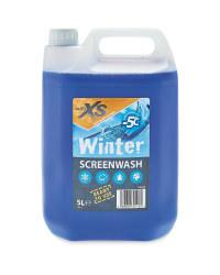 Auto XS Winter Screen Wash 5L