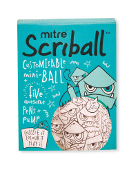 Mitre Scriball - Green